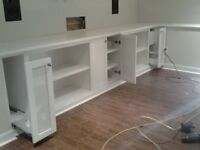 Journeyman Carpenter....Building and Interior Finishing