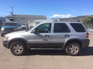 2006 Ford Escape 4x4