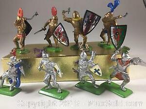 Vintage Britains Knights