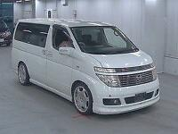 NISSAN ELGRAND 3.5 E51 AUTOMATIC VG AERO KIT & ALLOYS 8 SEATER TWIN POWER DOORS