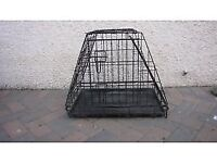 Dog Cages 2 Medium and Small