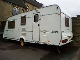 Compass Claremont Image 500/4 tourer 4 berth 3 owners clean overall condition