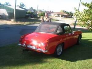M.G. Midget Coupe 1971 Cooloongup Rockingham Area Preview