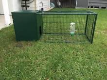 Large Metal rabbit / guinea pig hutch. Great condition, used for Blacktown Blacktown Area Preview