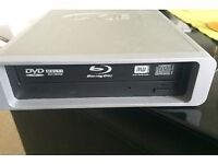 Lacie d2 Blu Ray recorder