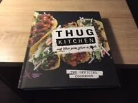 Hardback cookbook in excellent condition: Thug Kitchen: eat like you give a f**k