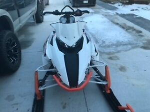 2015 High Country Arctic Cat 8000
