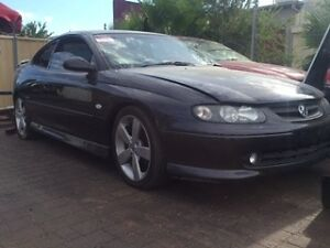 Holden Monaro  x 2 wrecking 2004 and 2005 Maddington Gosnells Area Preview