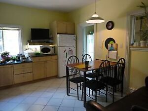 SUMMER SUBLET in SOUTH END FLAT on Dalhousie Campus/SMU/IWK/DNTN