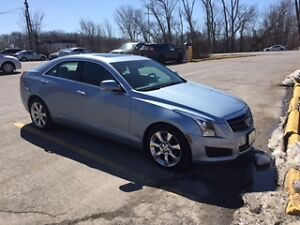 2013 Cadillac ATS Coupe market123@live.ca Berline