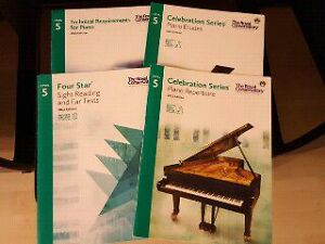 Piano Books Royal Conservatory Kijiji Free Classifieds
