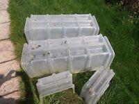 2 Mini Greenhouse Cloche