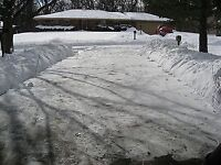 Snow clearing.* -Sign-Up Today! $80/Month. -starting ASAP.. =]