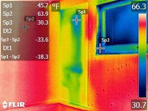 Thermal Auditing / Heat / Cooling Investigation