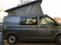 VW Campervan T5 For Hire Sleeps 4 (Dougie)