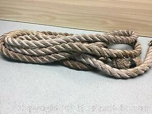 12 Foot Braided Rope A