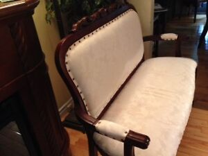 Antique style Sofa Armchair