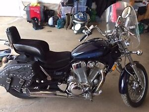 1991 VS1400 Motorcycle for Sale $2500.00 O.B.O.