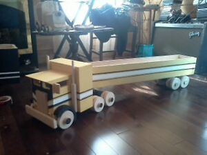 custom harley .truck, trains, planters for sale