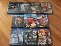 Bluray movies to sell or trade