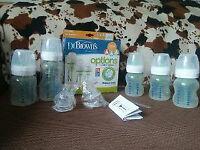 dr browns deluxe starter kit bottel