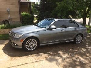 2008 Mercedes-Benz C230 4MATIC