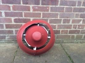 Anti drawn draught chimmney Cowl - Replaced as too big for chimney - Brand new -