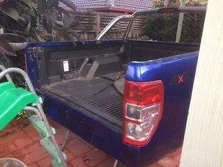 Ford Courier tub