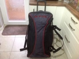 'Animal' Holdall X 2. 120 ltr in as new condition. Never used.. Cost over £100 each new.