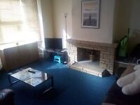 Shared house to let 3 rooms Shoreham St Sheffield S2 4FA