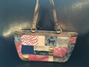 Funky Coach Purse