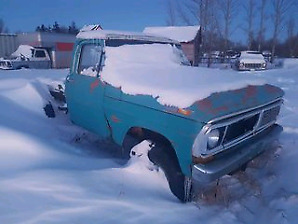1972 ford f250 highboy 4x4