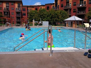 July Availability in awesome resort in Kelowna