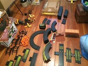 AFX & TYCO Track and Accessories (some rare)