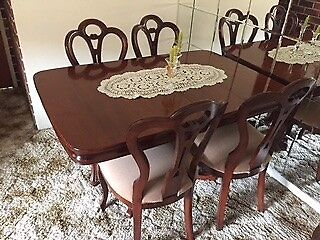 dining table and chairs gumtree sydney. extendable timber dining table with four upholstered chairs and gumtree sydney s