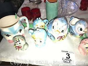 Vintage Hand Painted Decor A