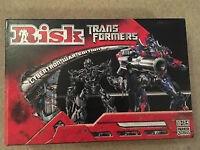 Transformers risk board game
