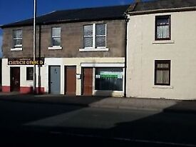 Small shop unit to rent - Sanquhar High St