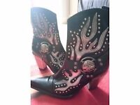 New Rock boots £30