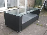 Conservatory or patio table