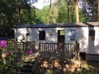 Caravan to let - Kelling Heath North Norfolk- Award winning park