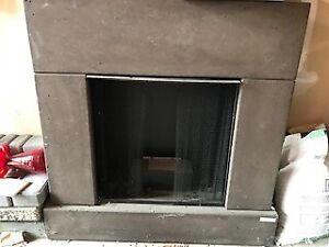 Inflame Oil Fireplace