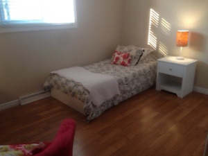 Spacious room conveniently located available June 1st!
