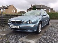 Jaguar X-Type Genuine 28k FSH