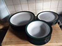 Denby Dinner Service, Greenwich design