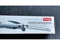 Prestige electric carving Knife BNIB