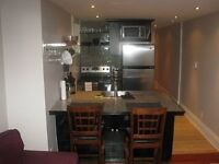 Garden apartment in the Glebe for October all inclusive
