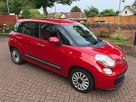 Fiat 500L POP Star Edition