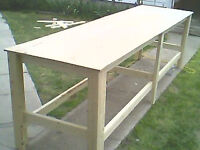 10 foot work bench