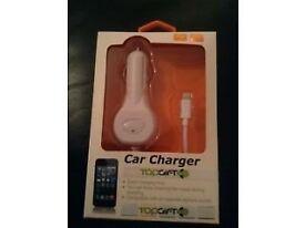 iPhone 5/iPad mini car charger